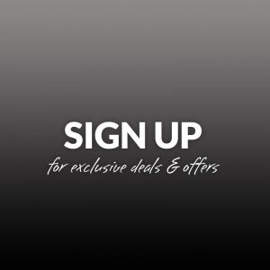 Sign up to our Mailing List