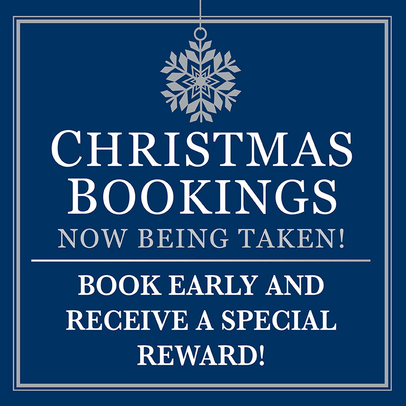 Book Your Christmas Party at the Hare & Hounds