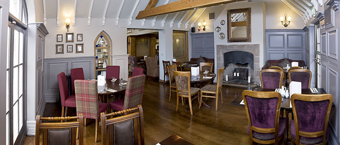 Dining out in Cheadle Hulme at the John Millington