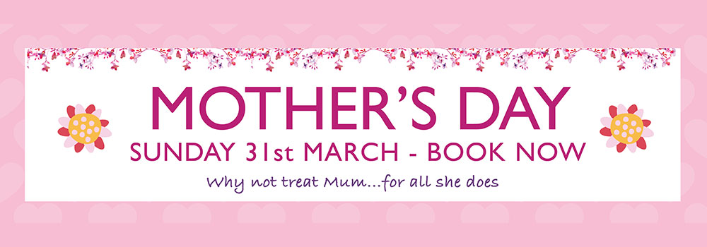 Mothers Day at The John Millington in Cheadle Hulme